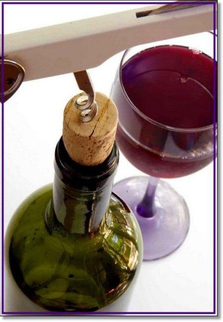 destapar vino
