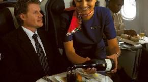 Qué aerolinea elegir de acuerdo a sus vinos