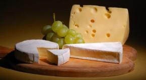 El queso, la pareja ideal del vino
