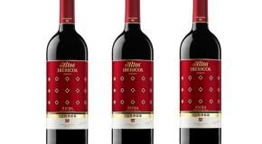 Altos Ibéricos, el Rioja  de Bodegas Torres, recibe un premio por su nueva etiqueta
