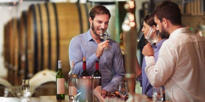 consumo de vino en españa
