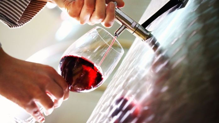 declaración de vino datos vendimia do la mancha