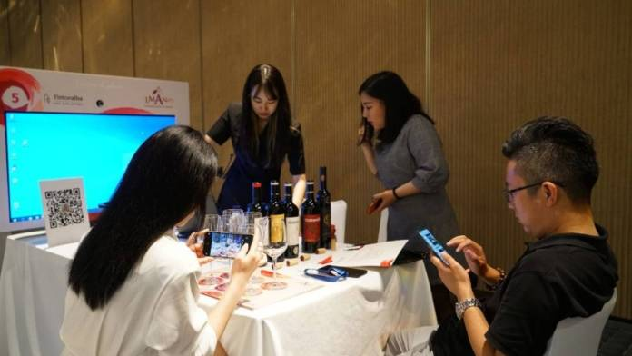 vinos do almansa china