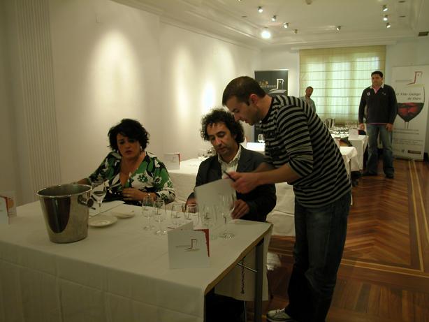 Margarita Lozano y Antonio Casado