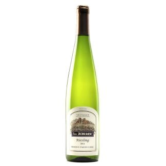 vino blanco A scherer riesling