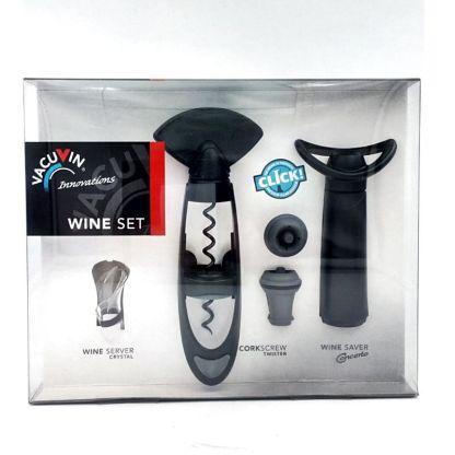 accesorios wine set