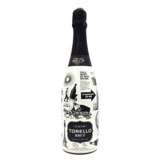 vino espumoso Torelló reserva