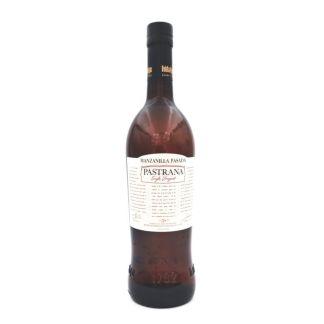 vino generoso manzanilla Pastrana