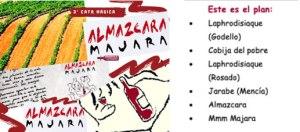 Cartel Almazara