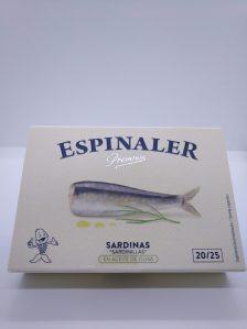 sardinilla premium 20-25