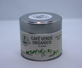 cafe verde organico en grano tierra solidaria colombia