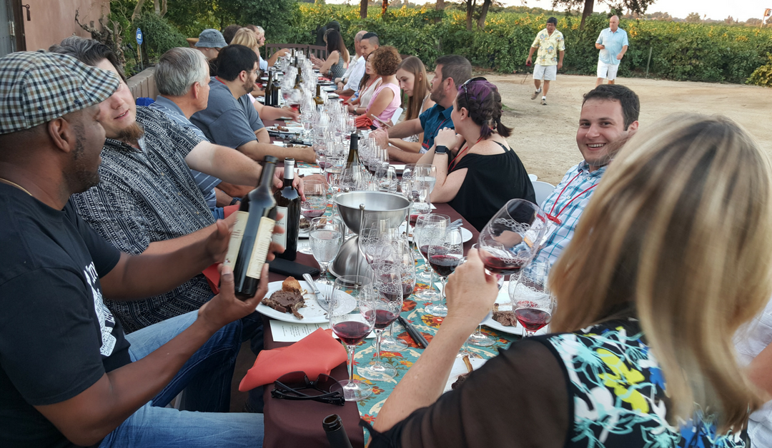 The Changing Demographics of Winery Guests