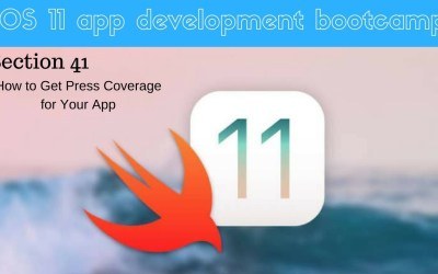 iOS 11 app development bootcamp (290 How to Craft Your Story)