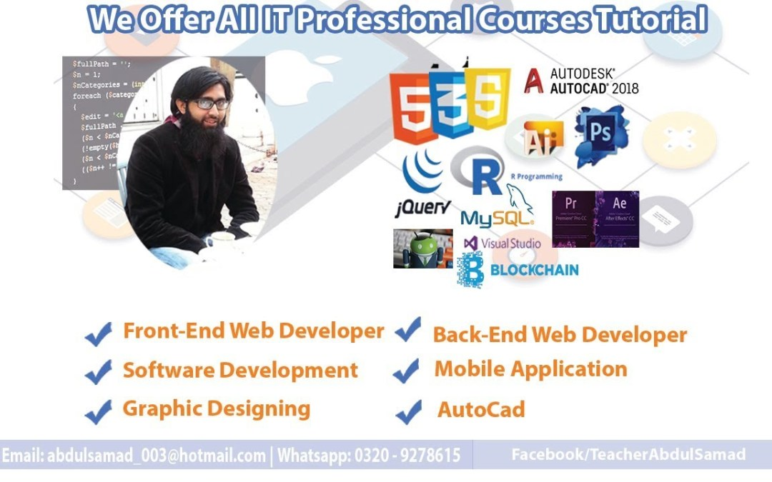 FRONT END DEVELOPMENT | WEBSITE DESIGNING – 02