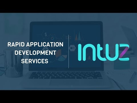 Rapid Application Development Services By Intuz