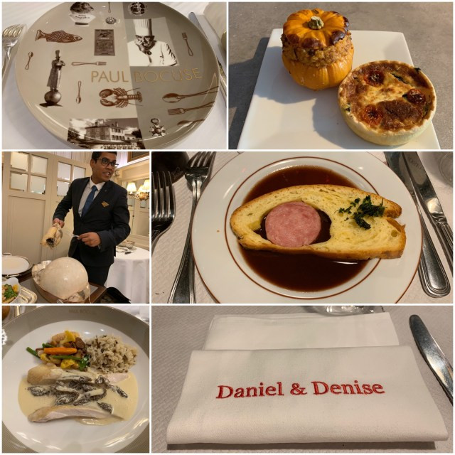 Sampling of restaurants and food from Lyon