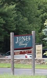 Jones Winery / Photo: Marguerite Barrett