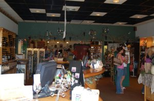 Newport Vineyards Gift Shop and Tasting Room / Photo: Marguerite Barrett