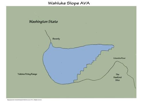 Wahluke Slope AVA