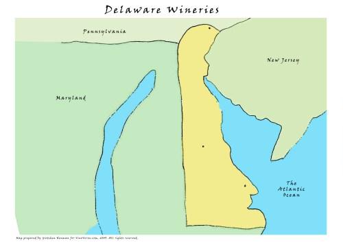 Delaware Wineries