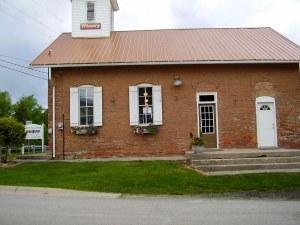 Cherry Creek Winery @ the Old Schoolhouse, Brooklyn, MI