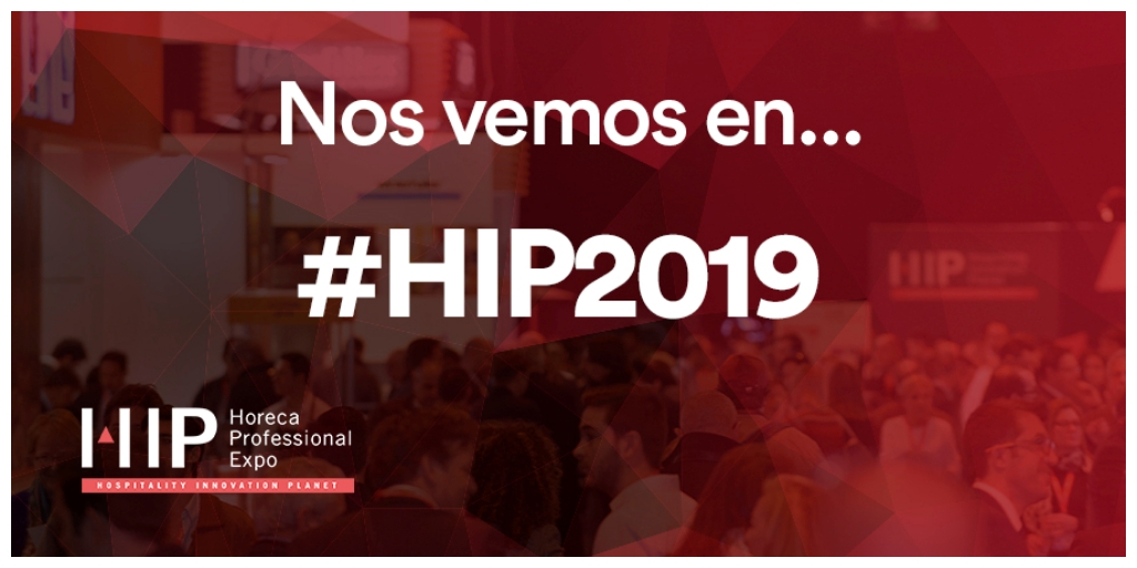 HIP2019 horeca wine show