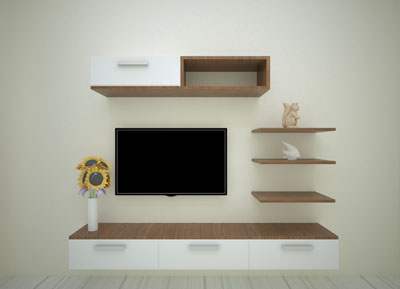 interior-design-TV Unit-vinrainteriors