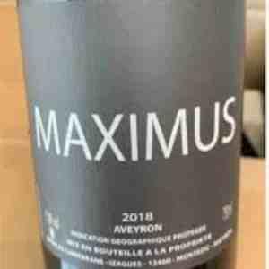 MAXIMUS 2018 de Nicolas Carmarans