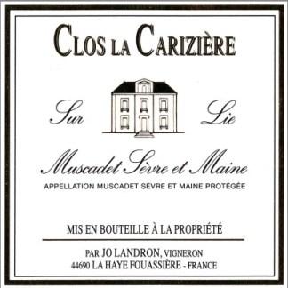 Clos de la Carizière - vin bio et biodynamique
