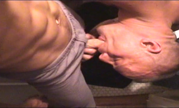 Frank Parker fuck Buck Phillips gay hot daddy dude men porn