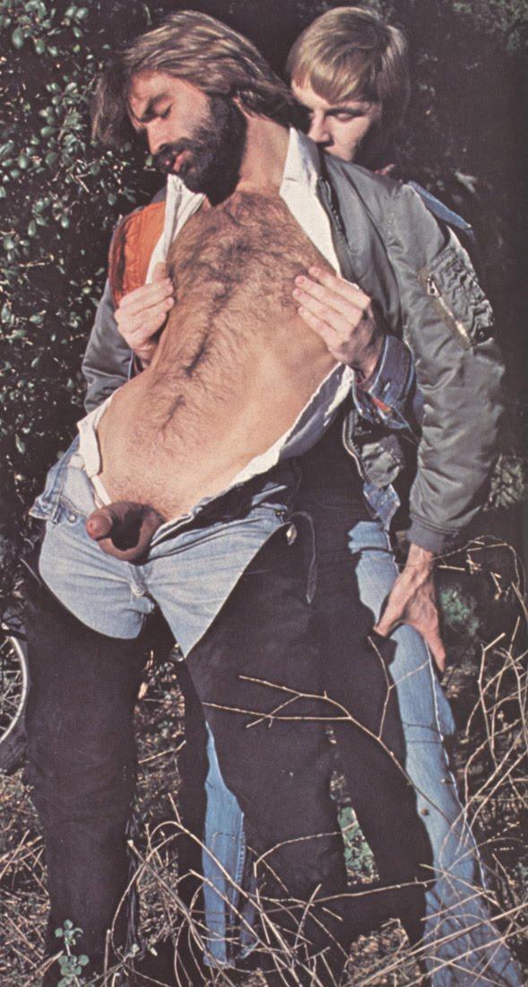 Bob Blount motorcycle vintage gay hot daddy dude men porn