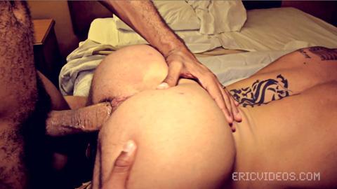 Antonio Biaggi bareback fuck Derek Parker gay hot daddy dude men porn eric videos