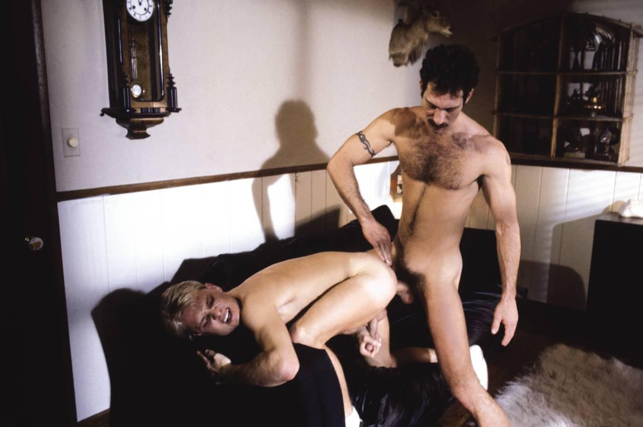 Chad Douglas fuck Cory Monroe Spring Break vintage gay hot daddy dude men porn