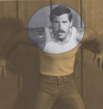 Mickey Squires vintage gay hot daddy dude men porn