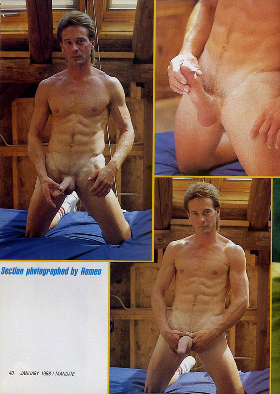 Paul Irish vintage gay hot daddy dude porn