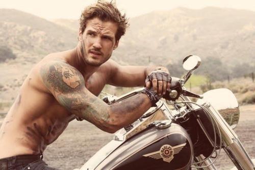 Parker Hurley sexy hot dudes daddies men