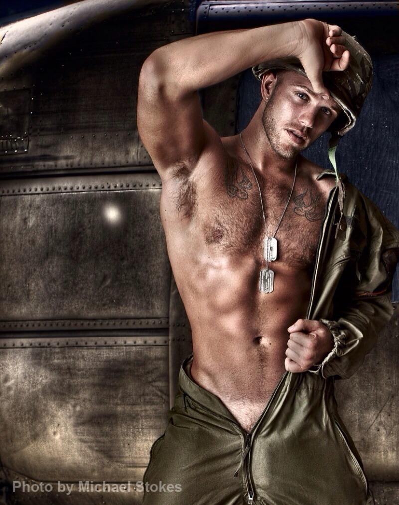 Jared Miller Brown gay hot daddy dude men porn