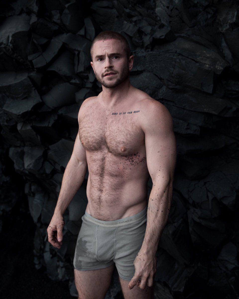 Levi Jackman Foster gay hot daddy dude men