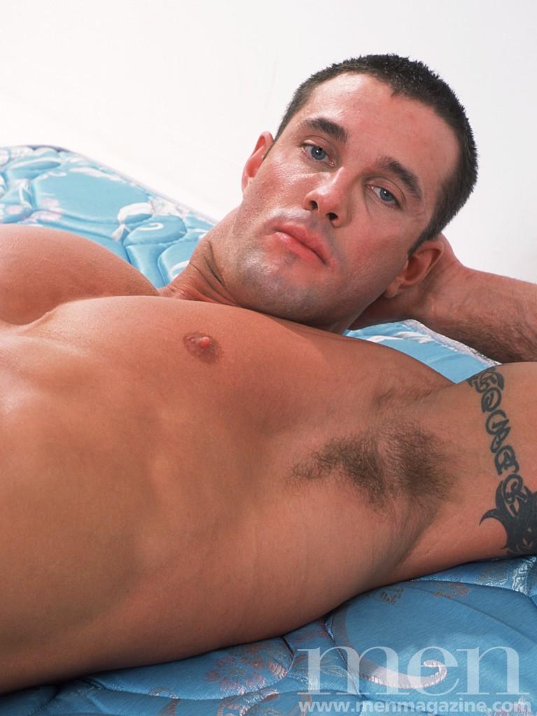 Mark LaMorie hot daddy dude men porn