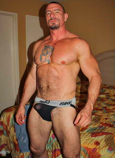 Ed Hunter gay hot daddy dude men porn