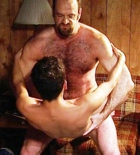 Randy Eliot fuck Toby Tyler gay hot daddy dude men porn Back to Barstow
