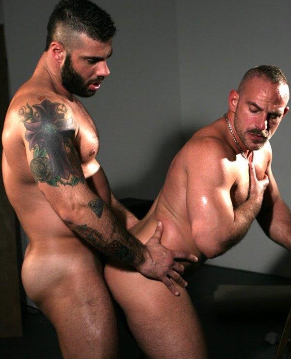 Alex Marte Samuel Colt flipfuck gay hot daddy dude men porn