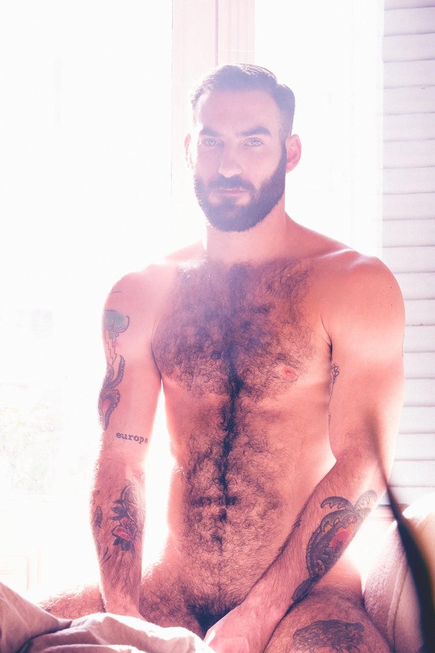 Sergio Contreras gay hot daddy dude men
