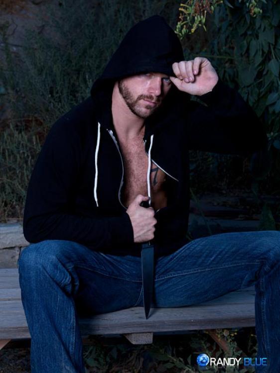 Jordan Levine fuck Ian Parker gay hot daddy dude men porn