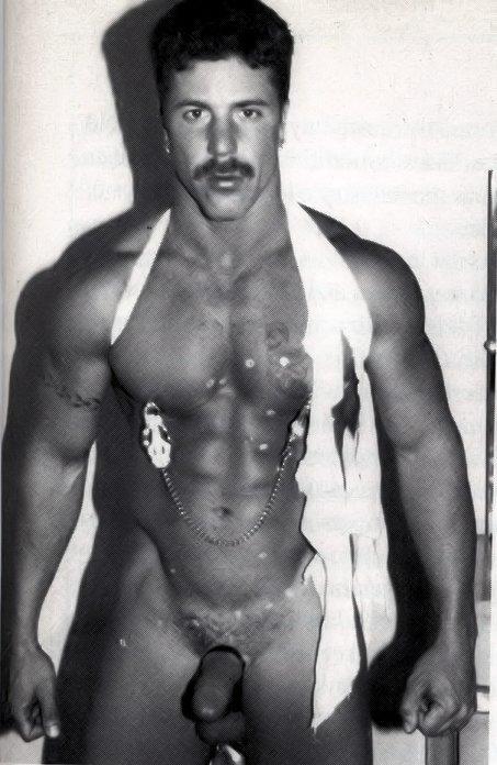 Donnie Russo gay hot daddy dude men porn