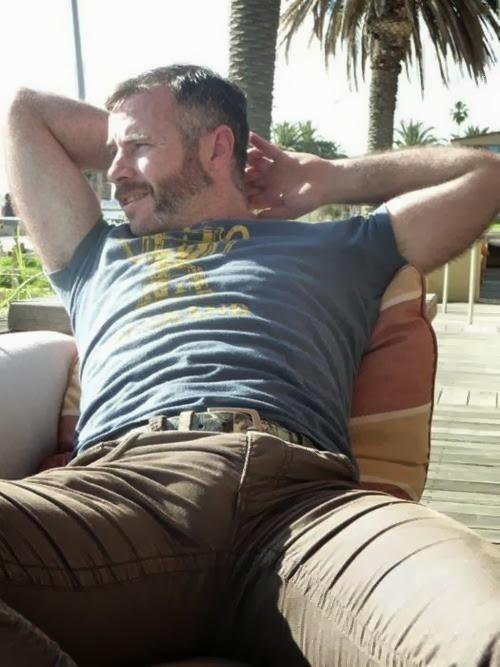 gay hot daddy dude men porn pits feet