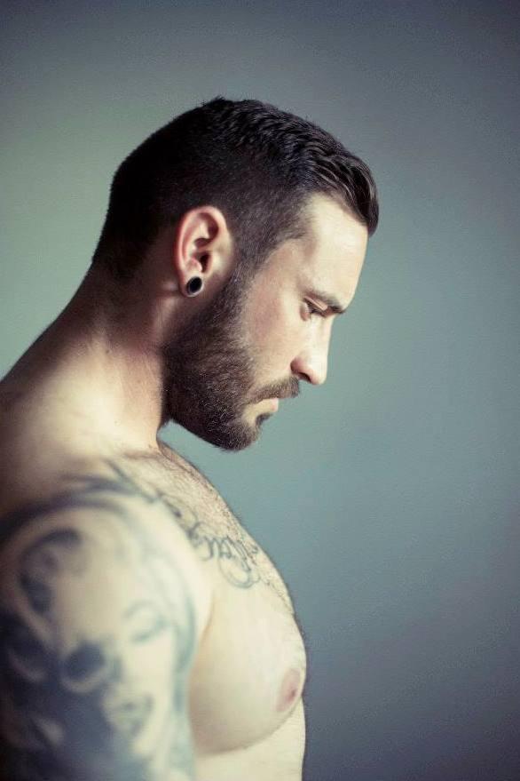 Isma Castaño hot gay daddy dude men porn