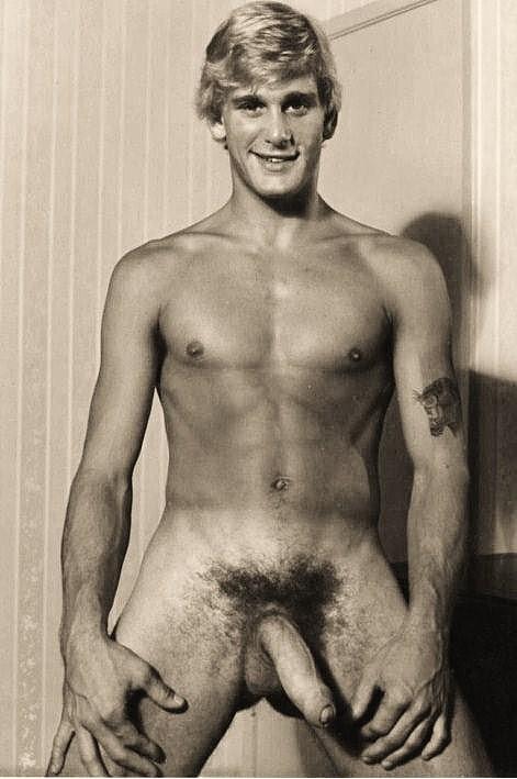 Lance vintage gay hot dude men porn