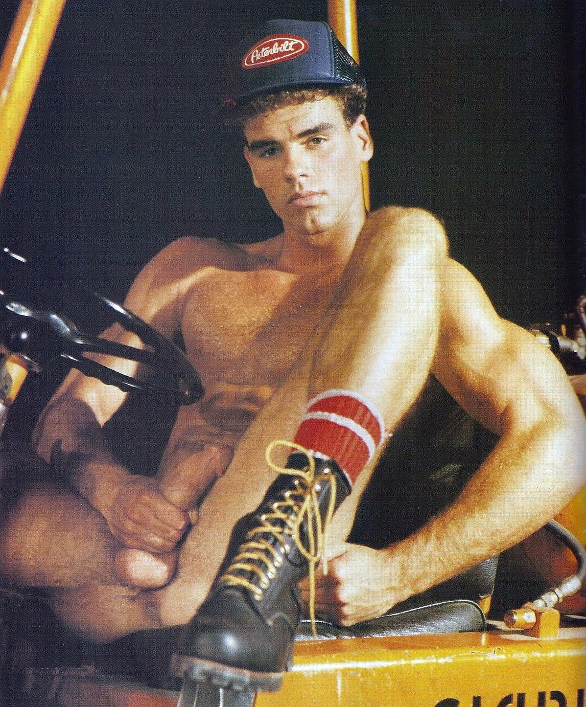 Ray Stockwell gay vintage hot dude men porn