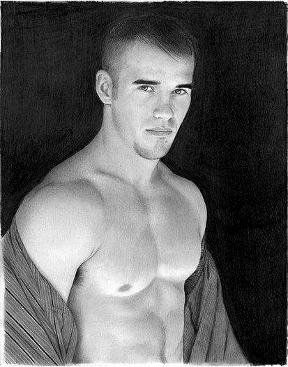 Brad Jarek gay hot daddy dude men porn